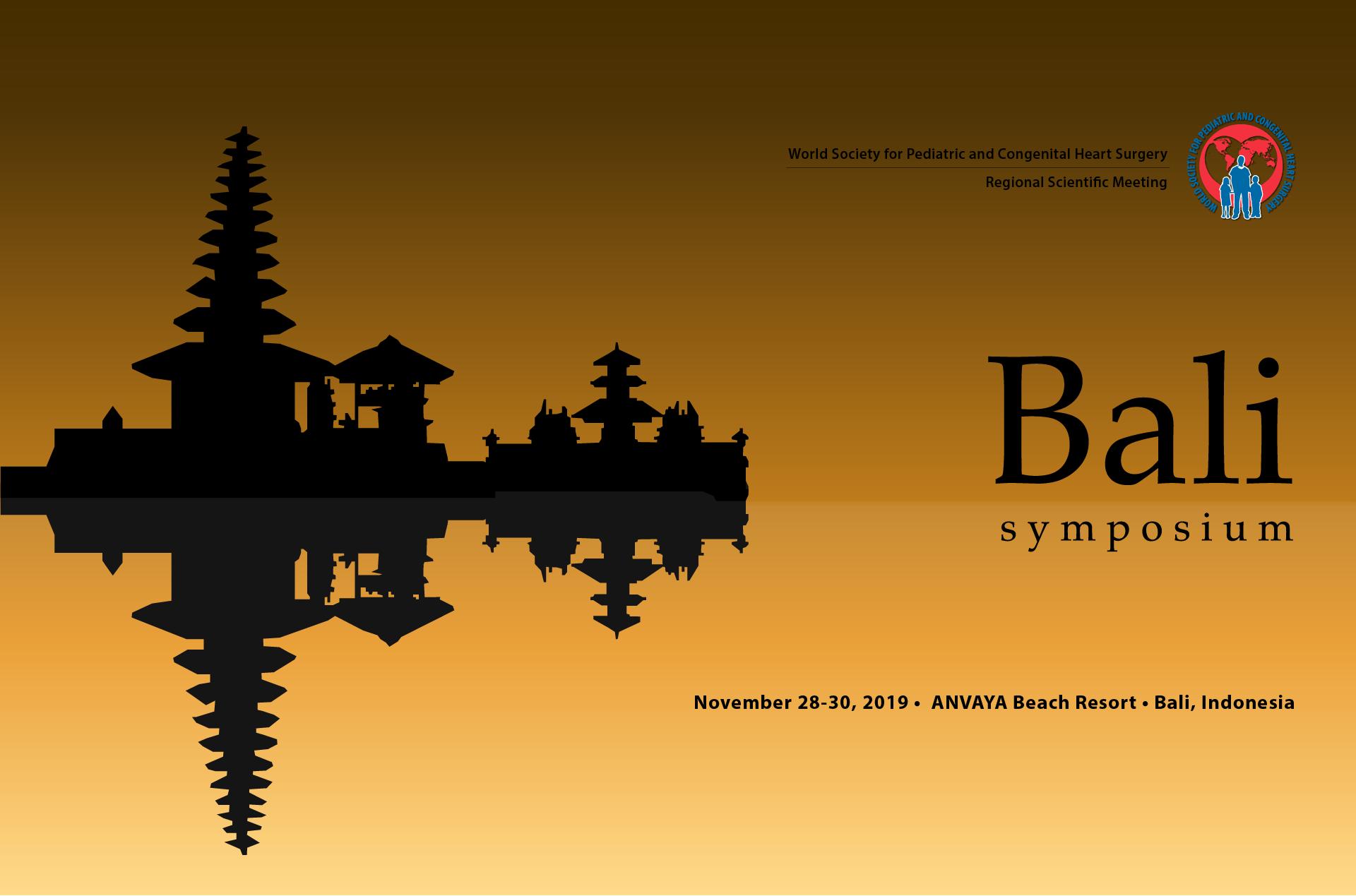 WSPCHS Bali Symposium 2019