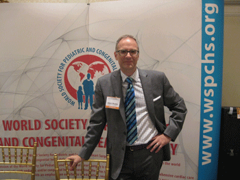 Adam Becker, WSPCHS Management. CHSS in Chicago 2012